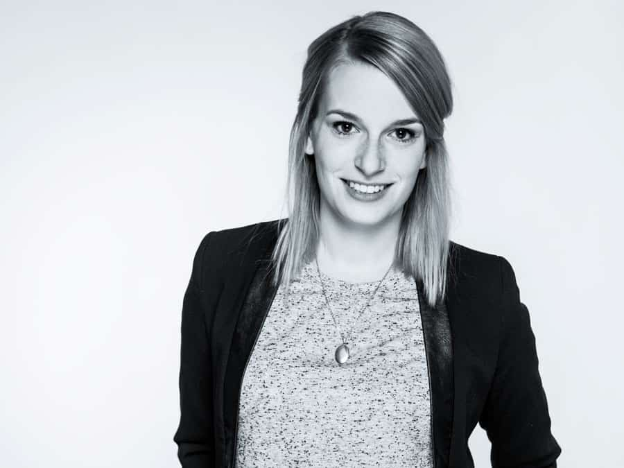 Greenbox Team: Portrait KRISTINA ZOCHOLL