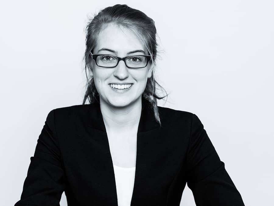Greenbox Team: Portrait NICOLE BERNHARDT