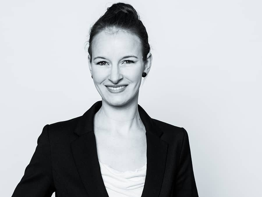 Greenbox Team: Portrait VERENA STARKE