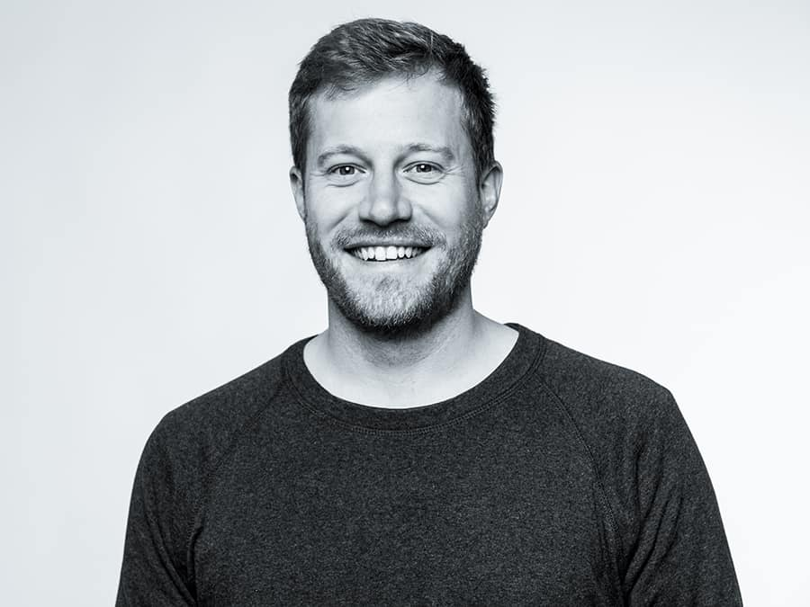 Greenbox Team: Portrait TORBEN JAIDHAUSER